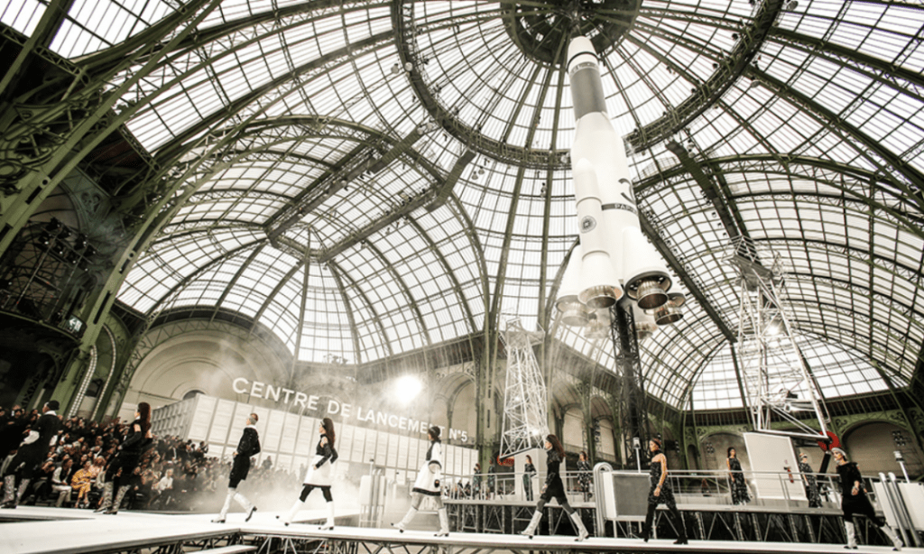 INSIDR Guide To Paris Fashion Week - Grand Palais