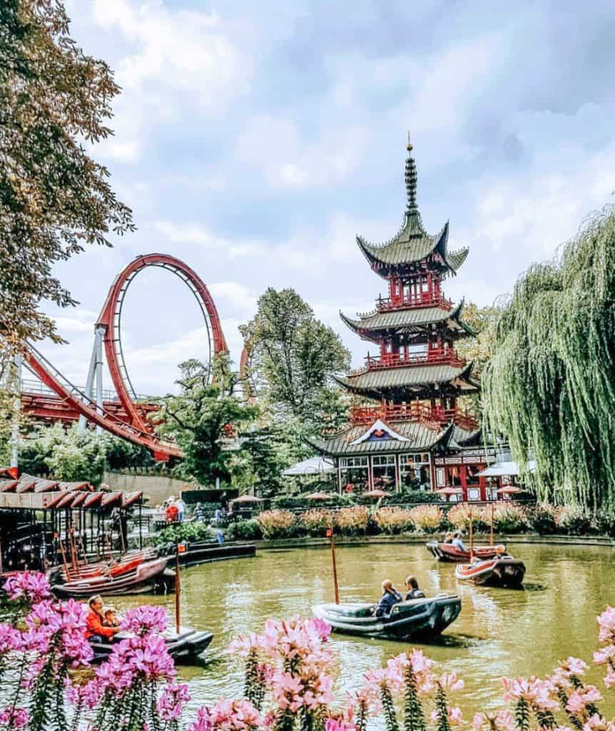 2 Days In Copenhagen - Tivoli Gardens