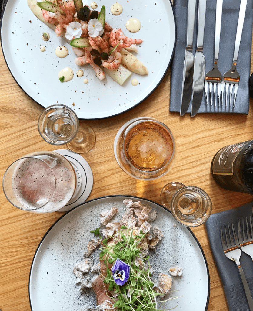 Best Activities In Copenhagen - Food
