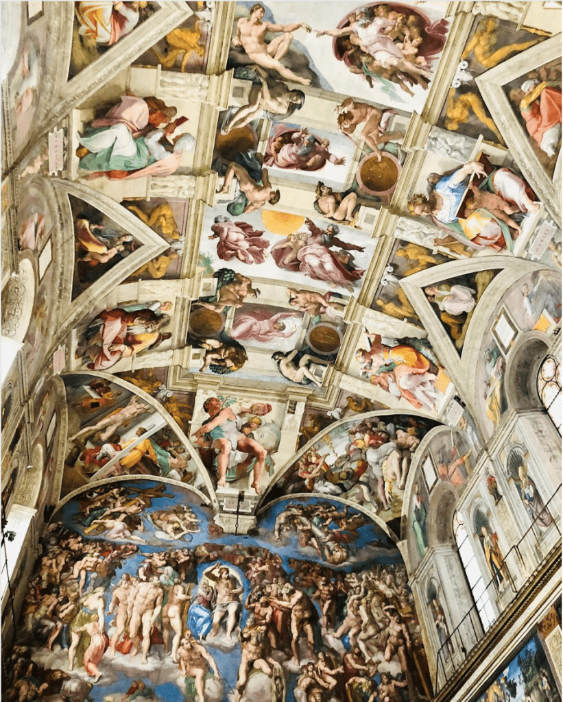 Vatican City - Sistine Chapel