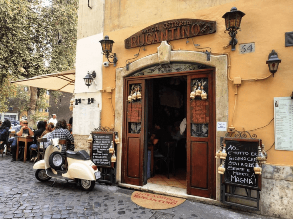 Trastevere - Prepare For Visit To Trastevere