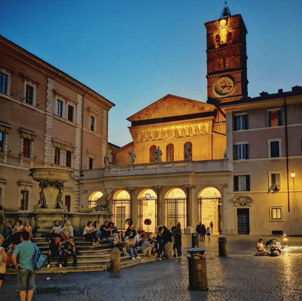 Where To Stay In Rome - Trastevere