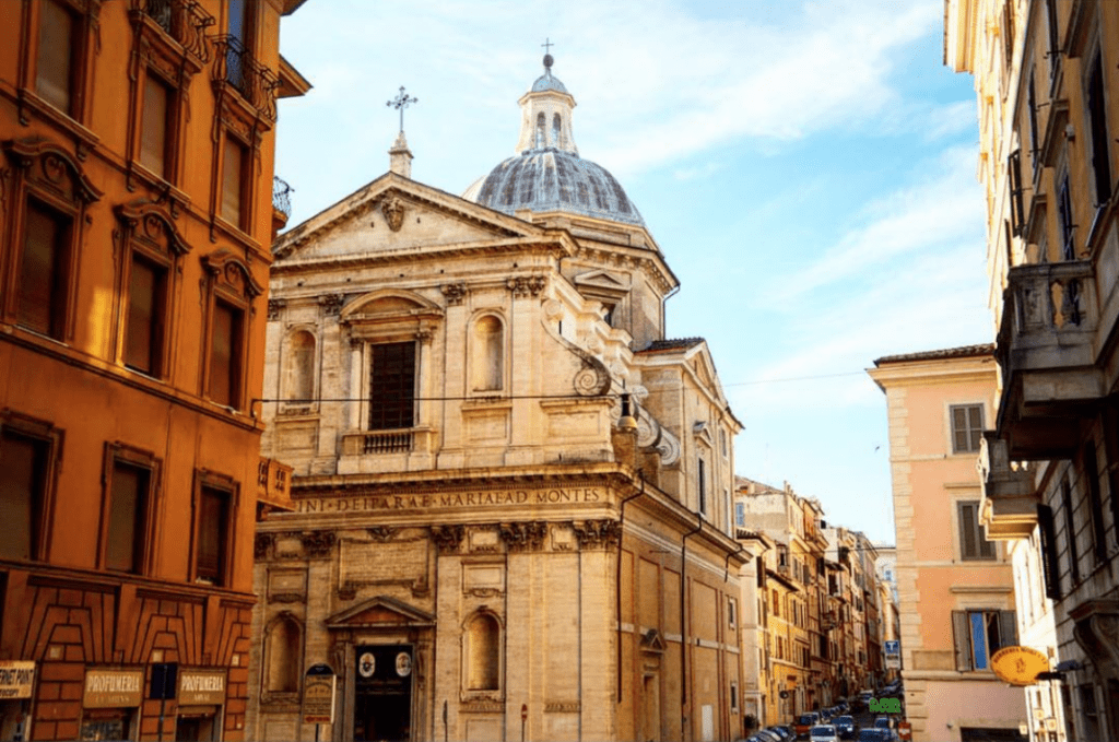 Where To Stay In Rome - Monti