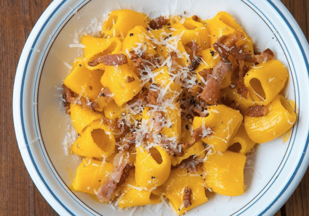 What To Eat In Rome - Pasta alla Carbonara