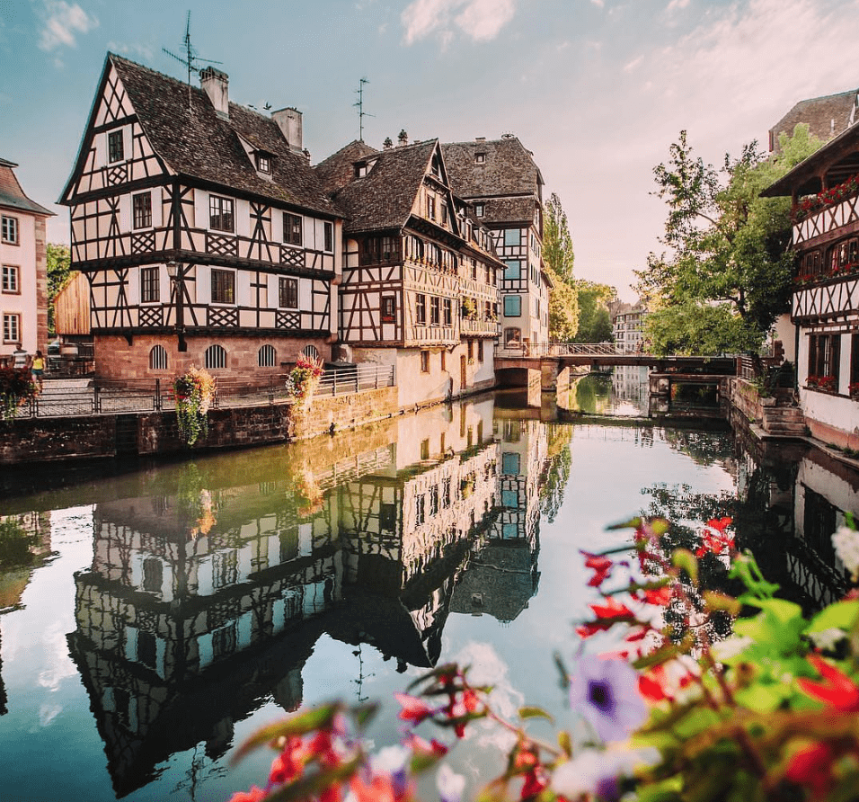 Visiting Strasbourg - Strasbourg In Summer