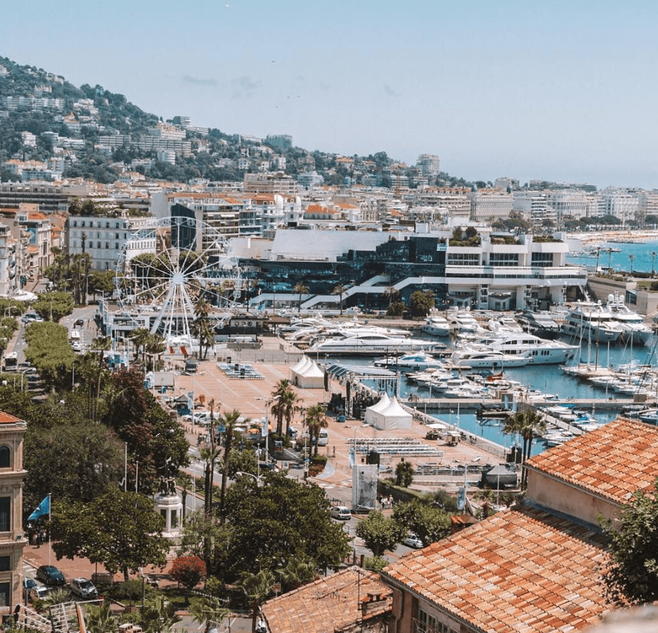 Transportation To And From Nice Airport - Transportation From Nice Airport To Cannes