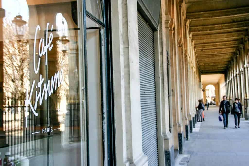 INSIDR Guide To Paris Fashion Week - Palais Royal Area