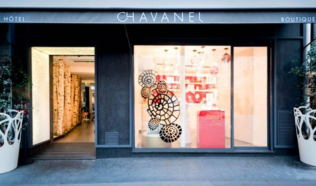 INSIDR Hacks For Paris Shopping Trip - Hotel Chavanel's Shop