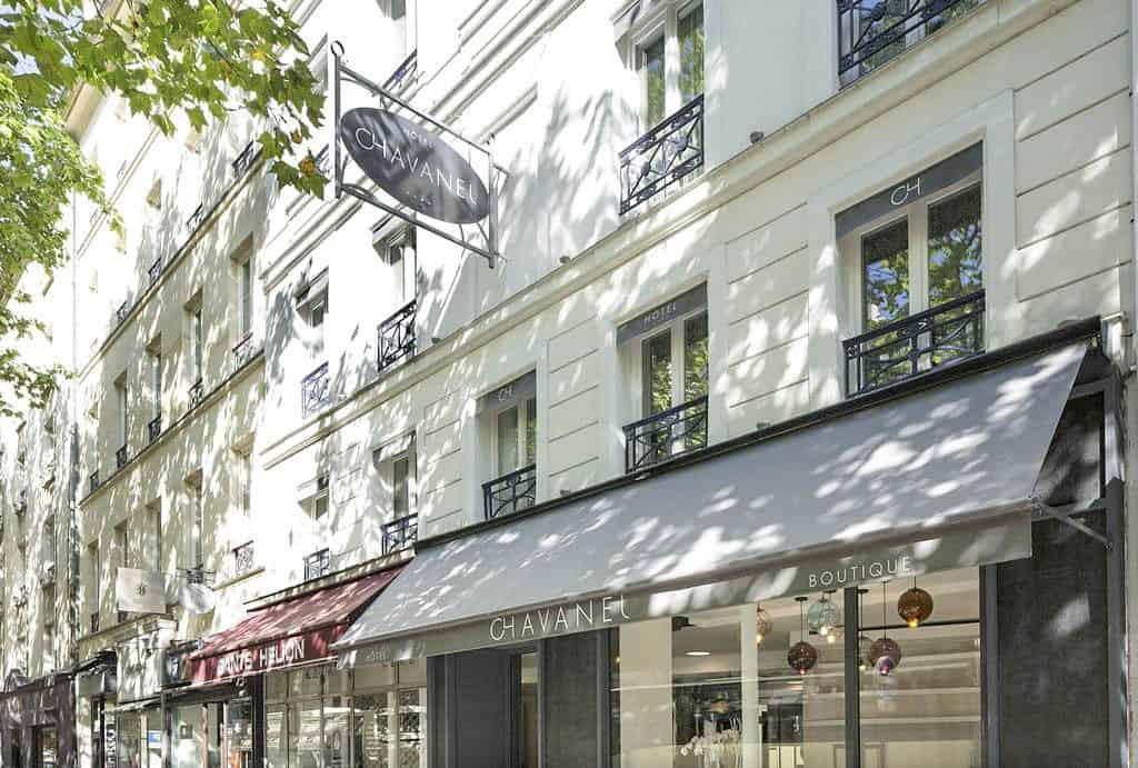 INSIDR Guide To Paris Fashion Week - Hotel Chavanel