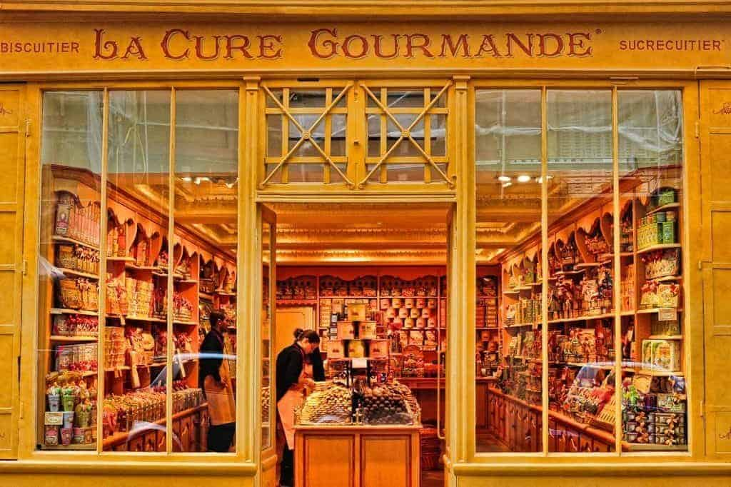 Paris Souvenir Shopping - La Cure Gourmande Store