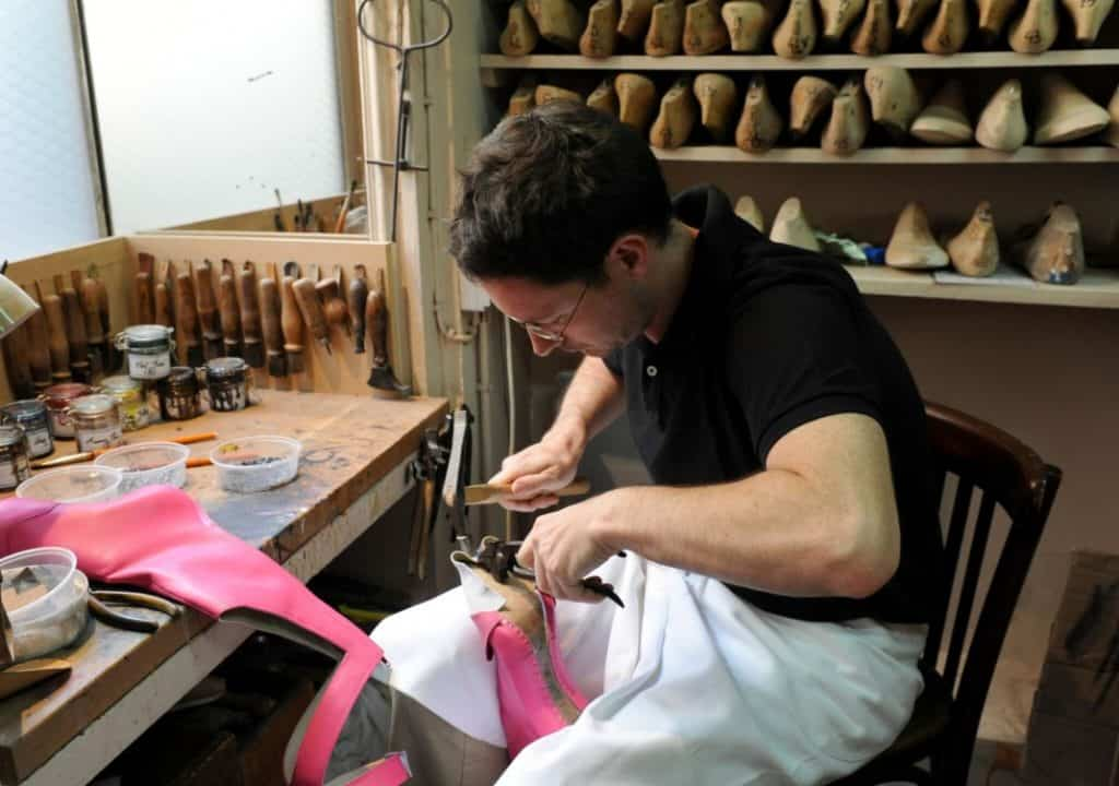 Maison Clairvoy - the prestigious shoemakers keeping the Paris Moulin Rouge on their feet