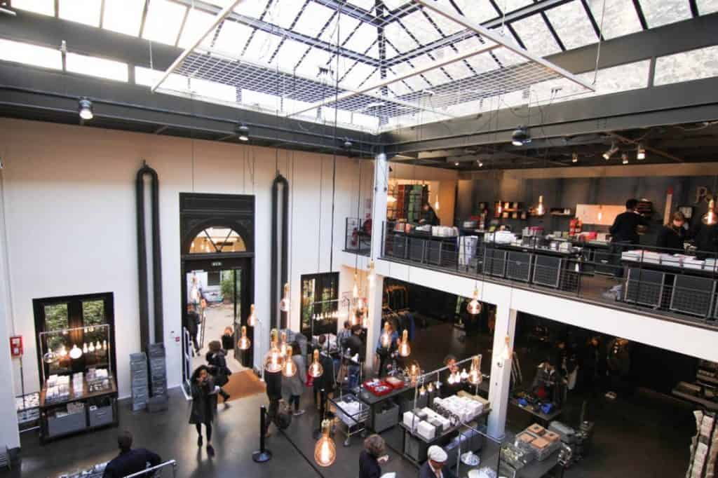 INSIDR Hacks For Paris Shopping Trip - BHV department store
