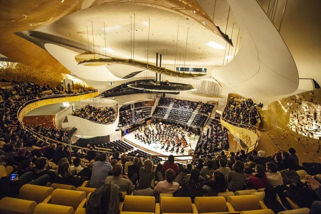 Best Shows In Paris - The Paris Philharmonic