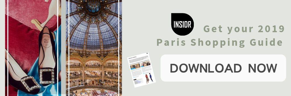 INSIDR Hacks For Paris Shopping Trip - INSIDR Paris Shopping Guide 2019