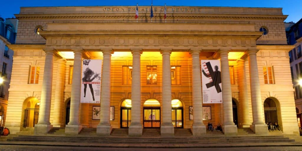 Best Shows In Paris - Theatre de l'Odeon