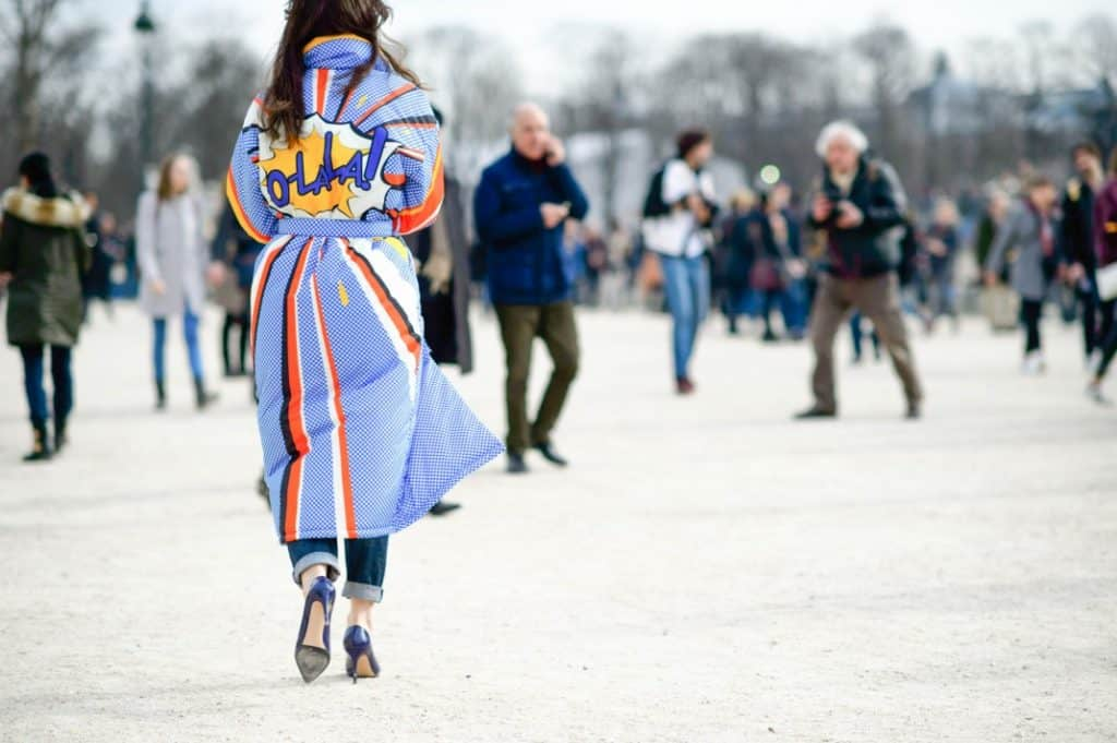INSIDR Guide To Paris Fashion Week - Louvre And The Tuileries Garden