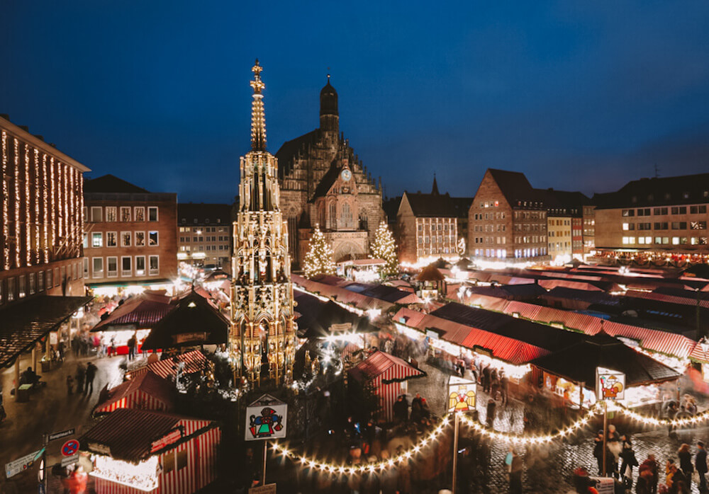 Christmas Market Weihnachten Pass 2020 Norimberk Best Christmas Markets in Europe | Cities to Visit in Christmas