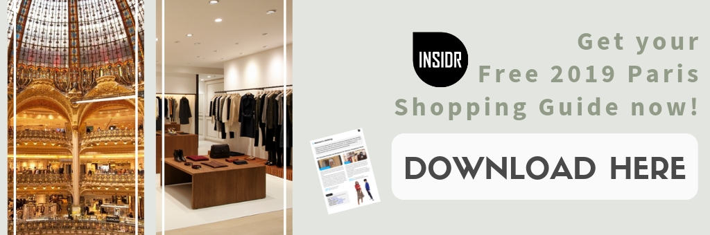 INSIDR Guide To Paris Outlet Mall - 2019 INSIDR Paris Shopping Guide