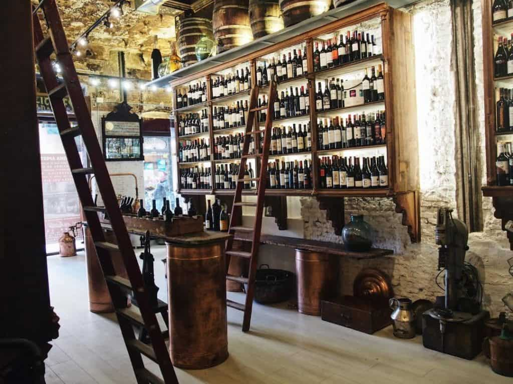 Independent Wine Shops In Madrid - Mariano Madrueño Wine Shop