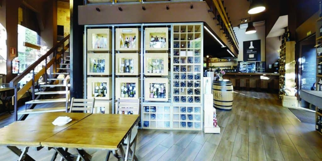 Independent Wine Shops In Madrid - Vinopremier Wine Shop