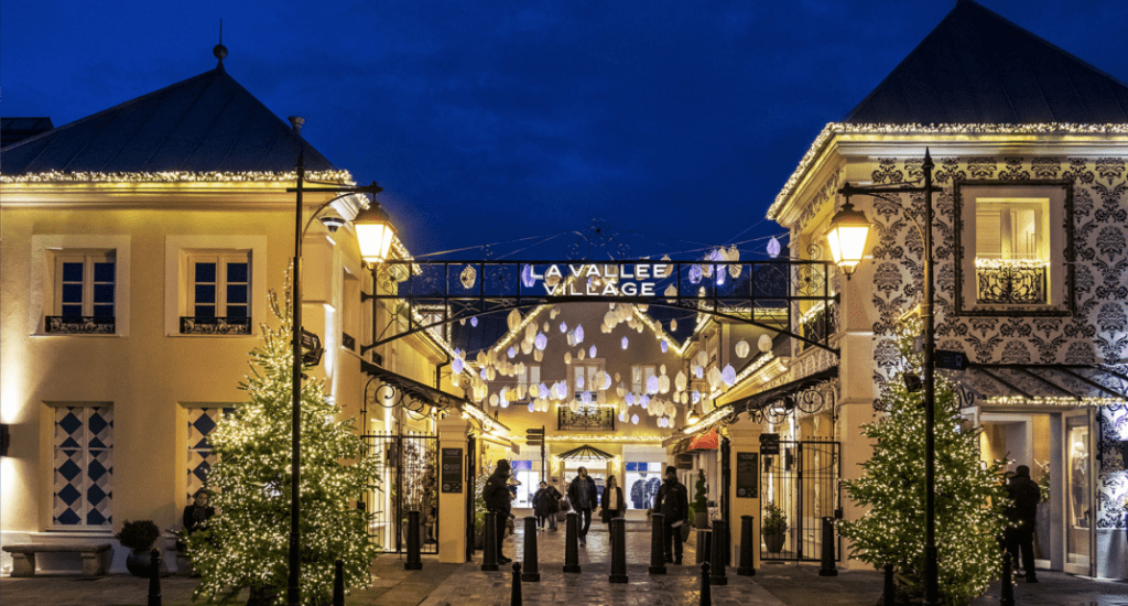 INSIDR Guide To Paris Outlet Mall - La Vallée Village