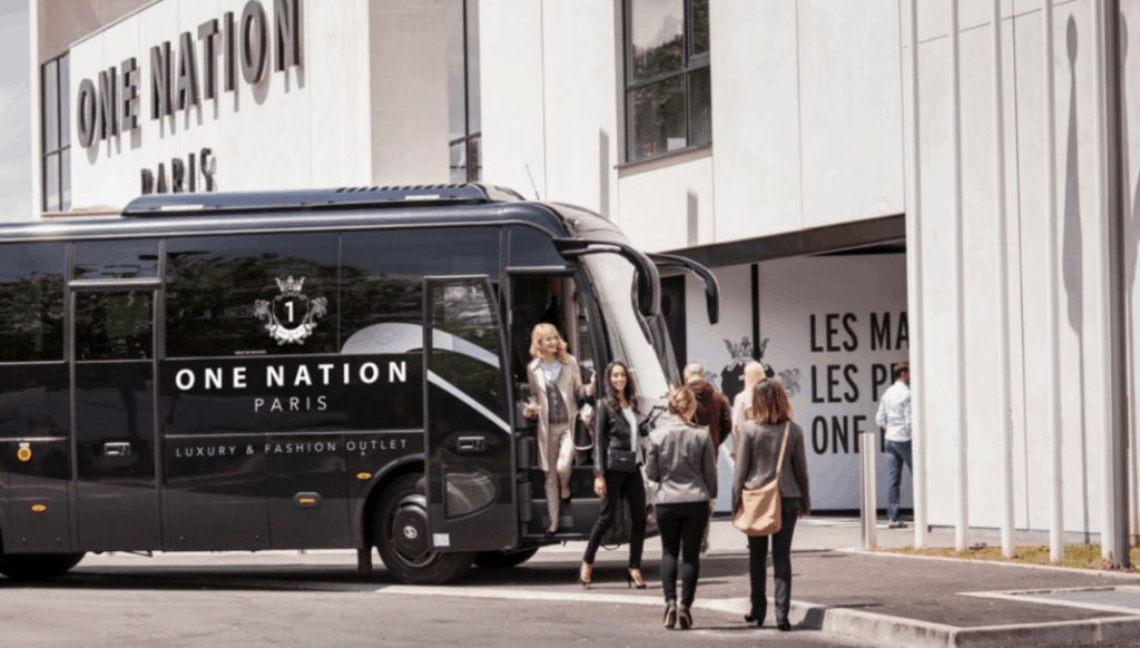 INSIDR Guide To Paris Outlet Mall - Transportation Guide To One Nation Mall Paris