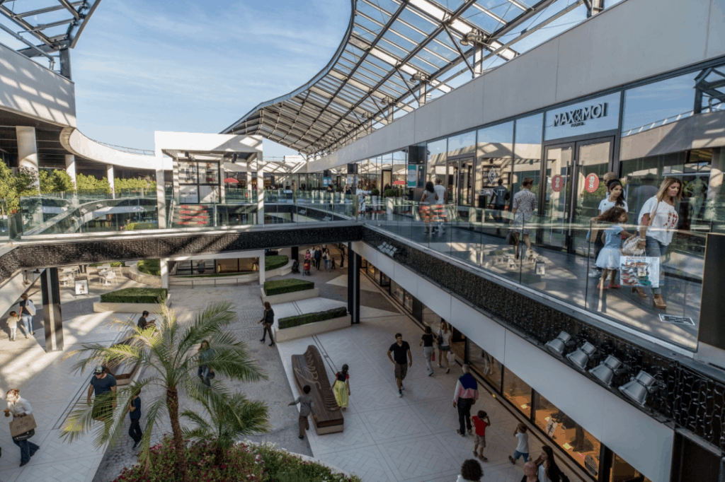 INSIDR Guide To Paris Outlet Mall - One Nation Mall near Versailles