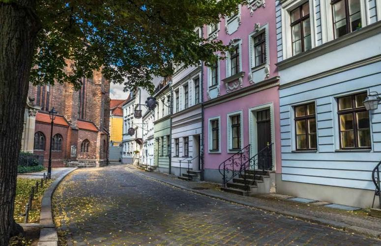 Attractions in Berlin - Nikolai Quarter