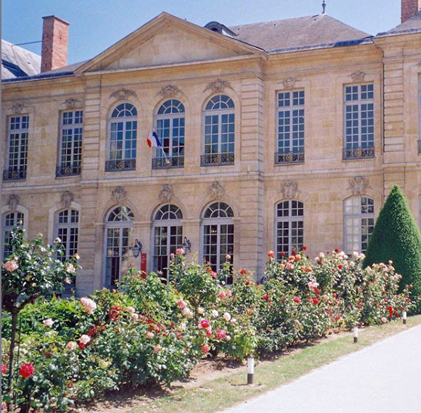 Museums in Paris with Gardens and a Cafe