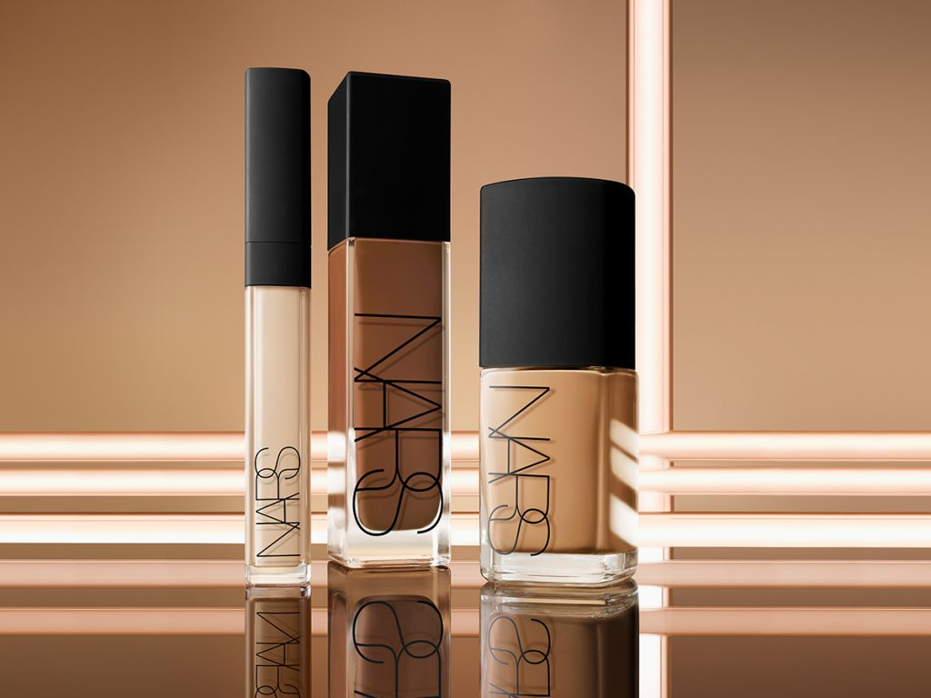 NARS Radiance Repowered Concealers and Foundations