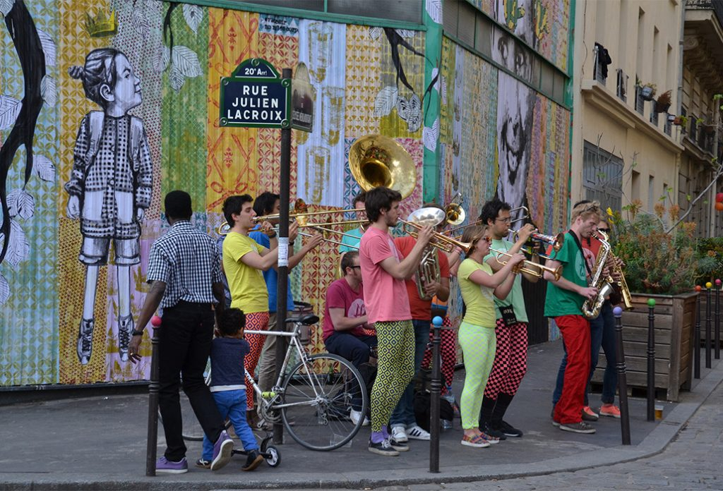 Fete de la Musique - free things to do in Paris