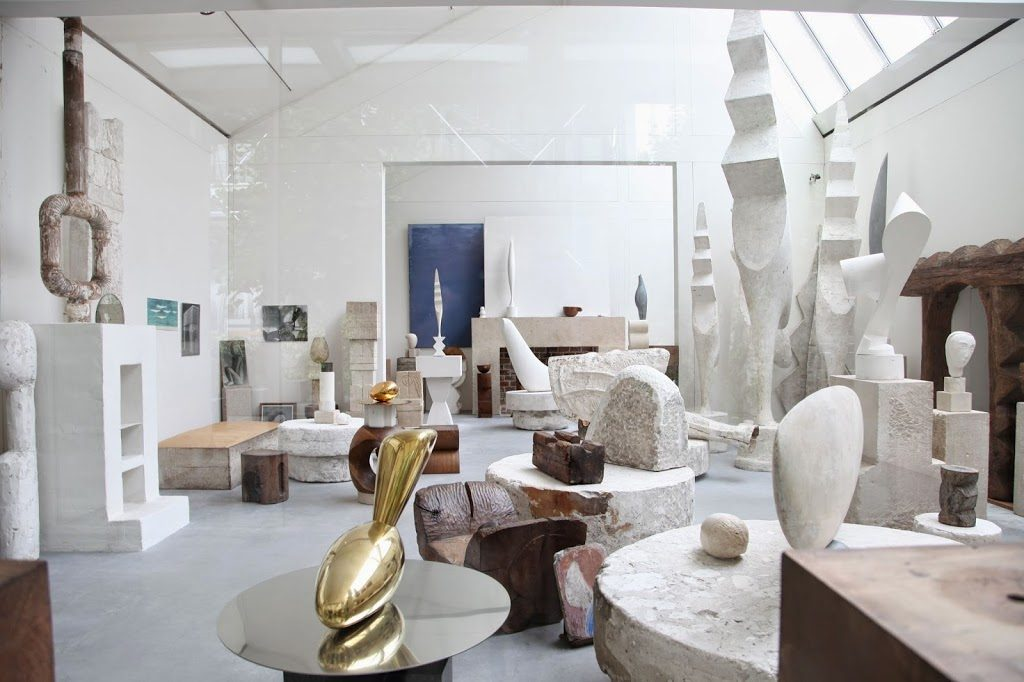 Atelier Brancusi - Free Museums in Paris