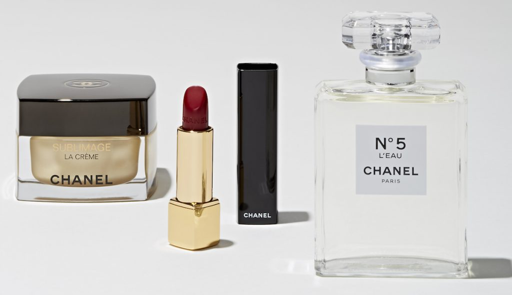 Chanel Beauty's top products
