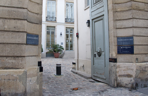 Galerie Karsten Greve - Free Art Galleries in Paris