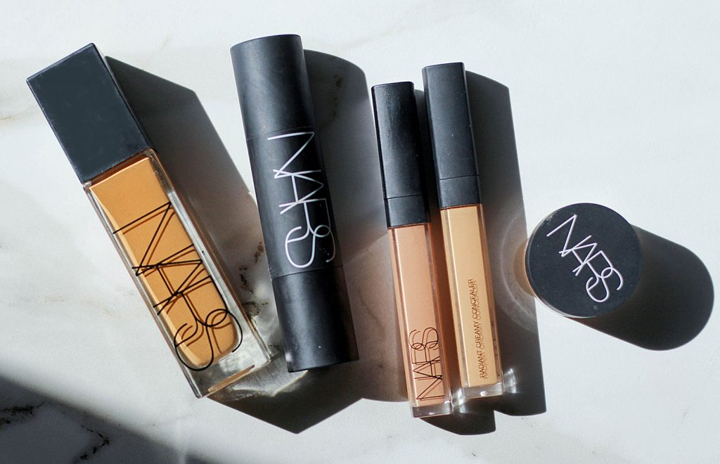 NARS cosmetics products