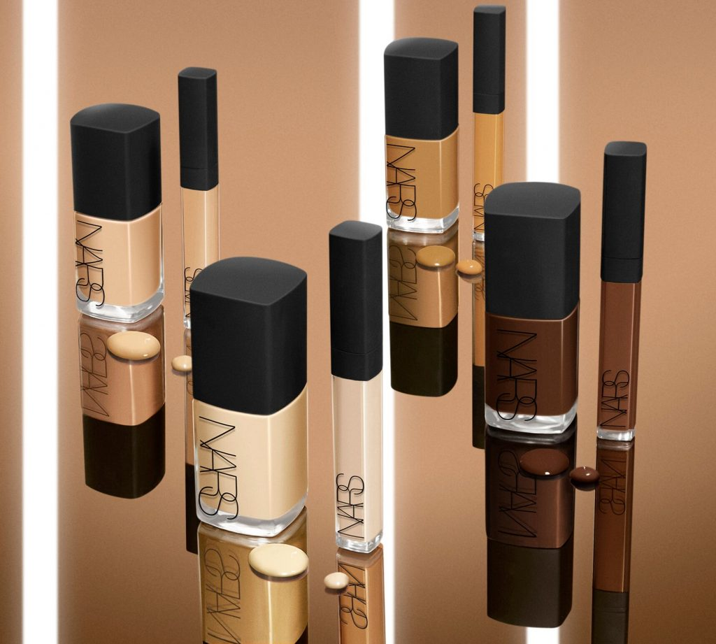 nars concealers - french makeup secrets