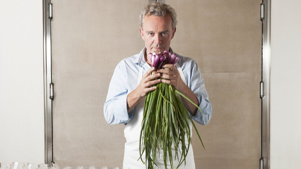 Chef Alain Passard at Septime