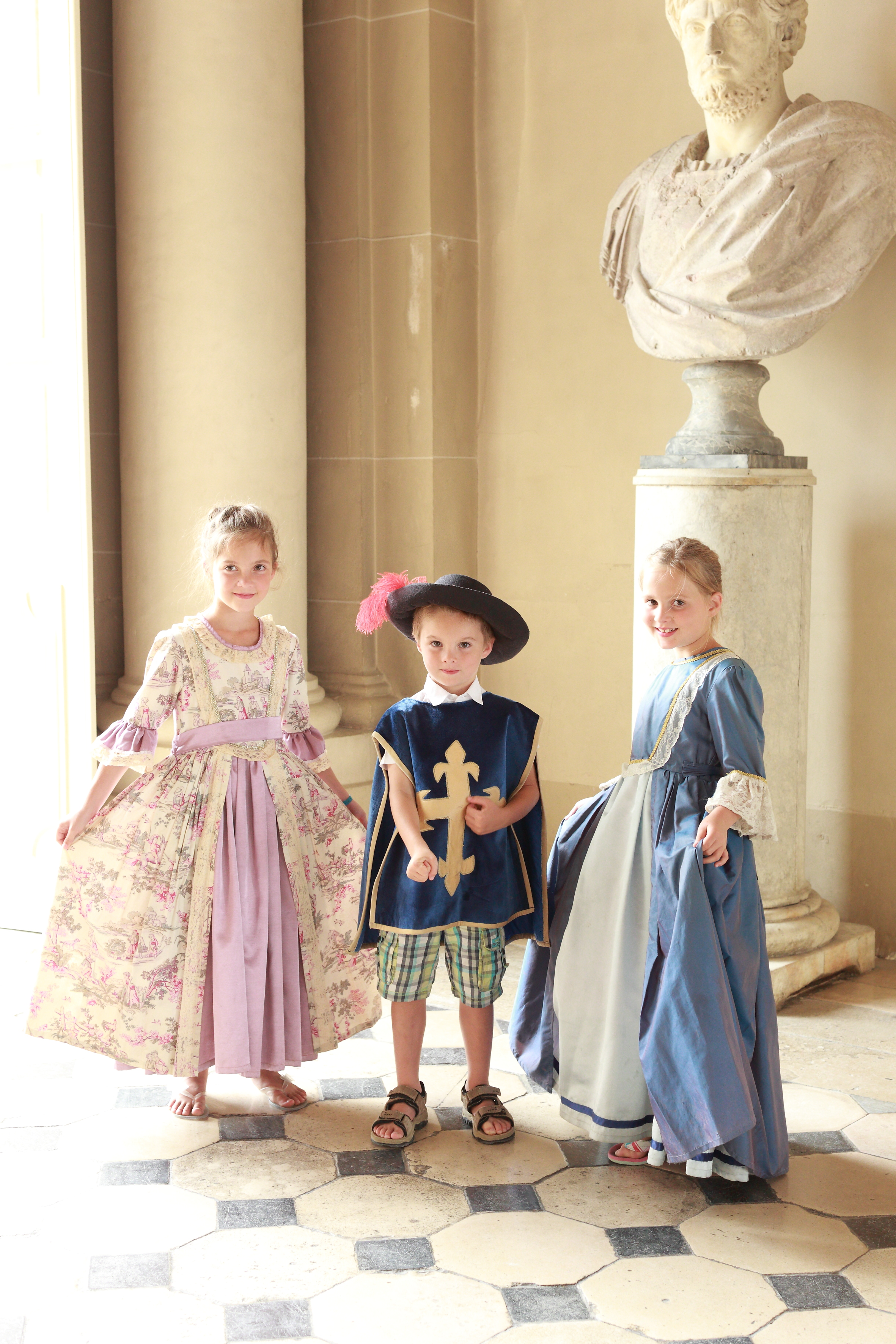 Vaux Le Victome - Period Costumes