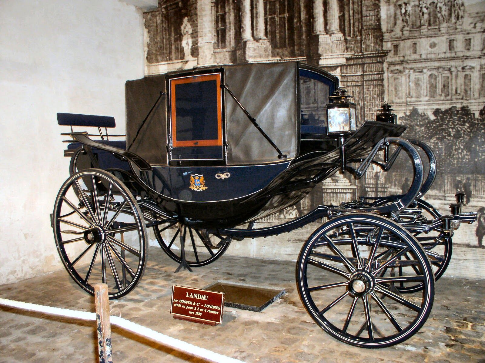 보 르 비콩트 Vaux Le Victome - Carriage Museum