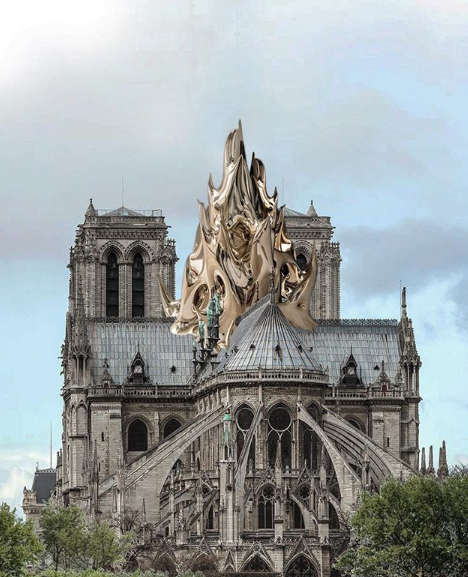 Craziest Proposals for Notre Dame Renovation