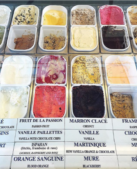 5 Best Ice Cream Shops in Paris