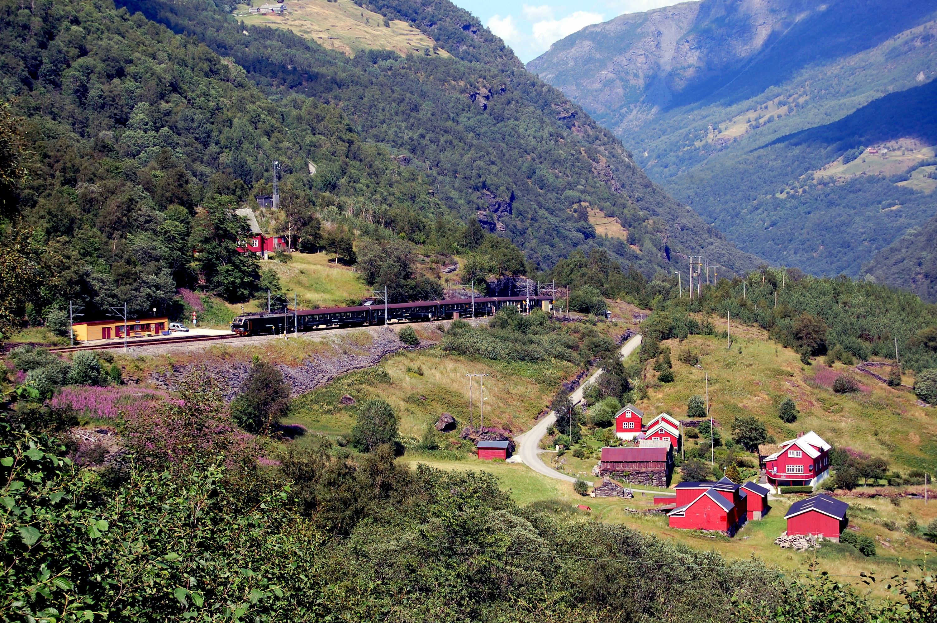 Best Train Rides in Europe