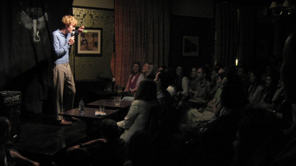comedy show in London
