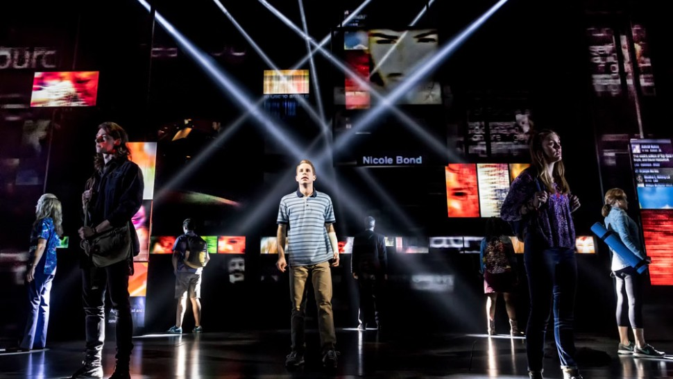 Dear Evan Hansen - best musicals in London