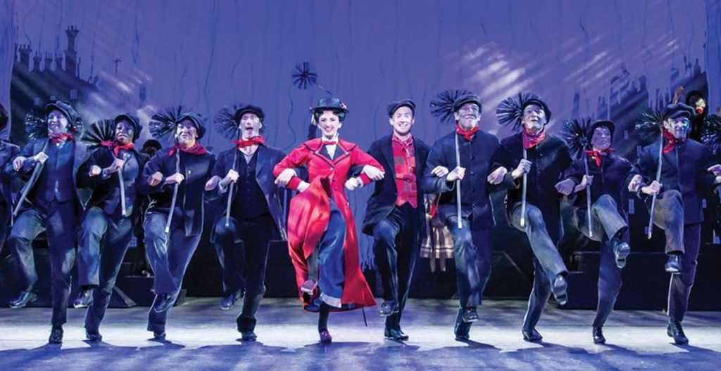 Mary Poppins - best musicals in London