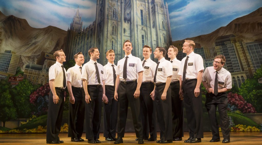 The Book of Mormon - best musicals in London