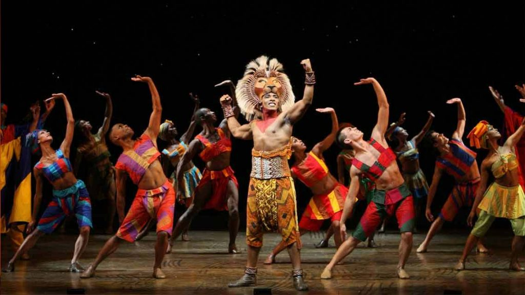 The Lion King - best musicals in London
