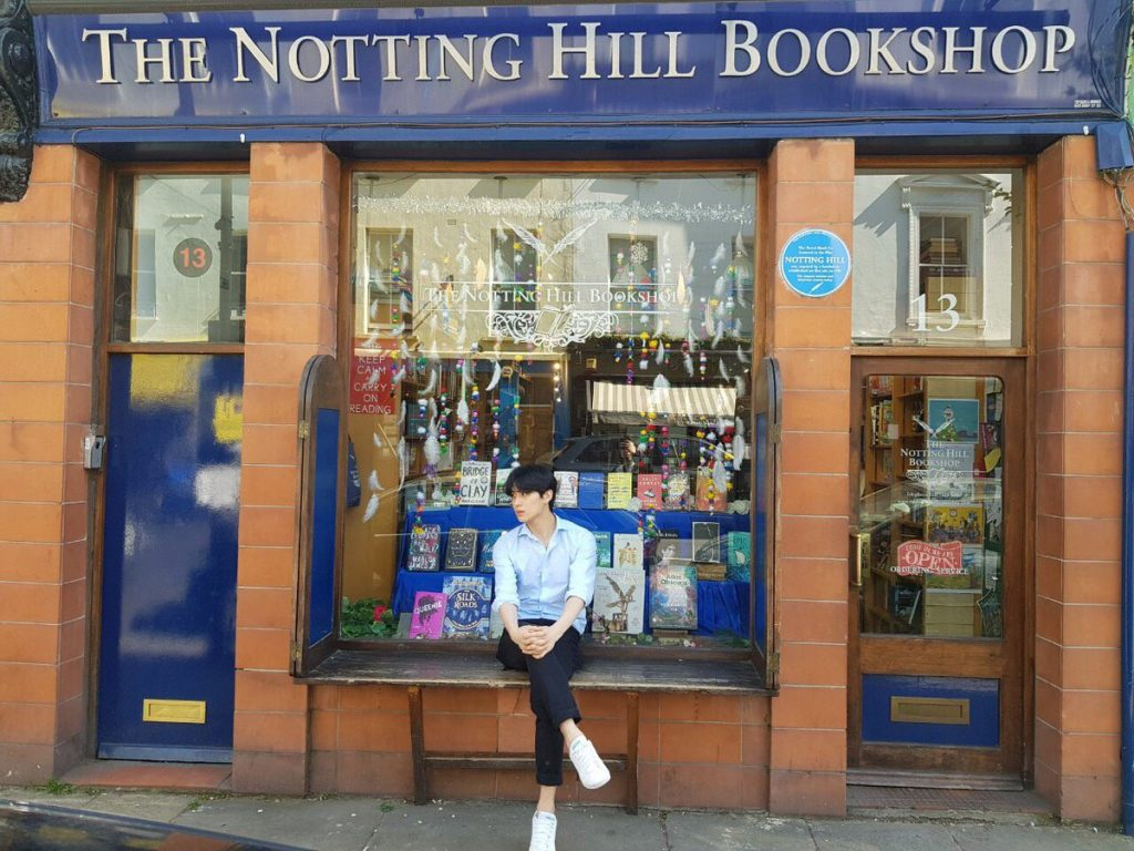 The Notting Hill Bookshop