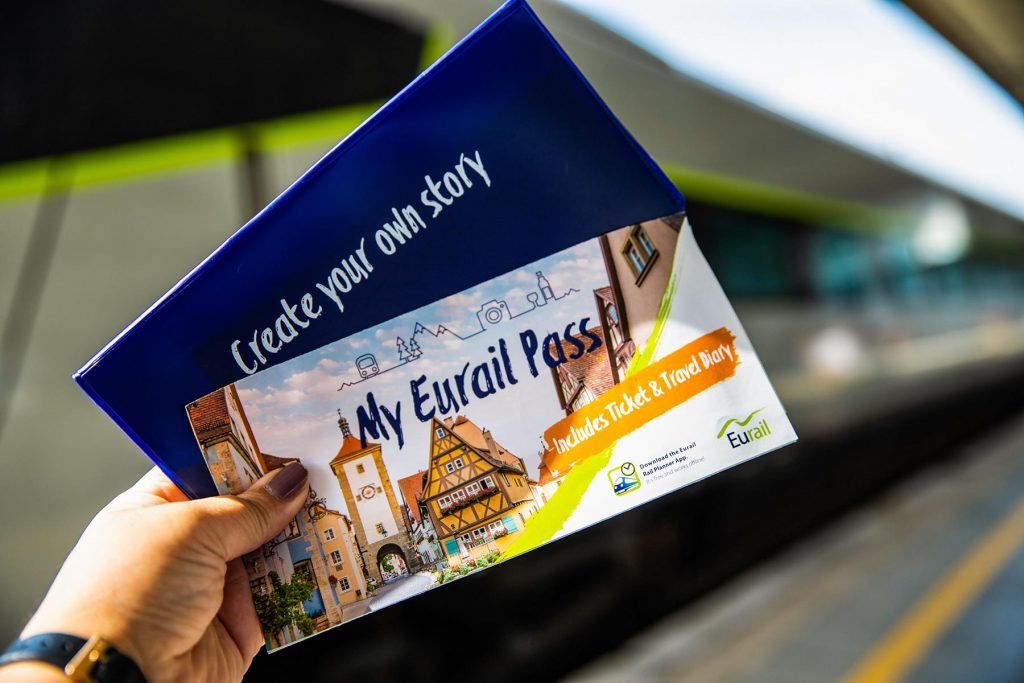 the Eurail Pass
