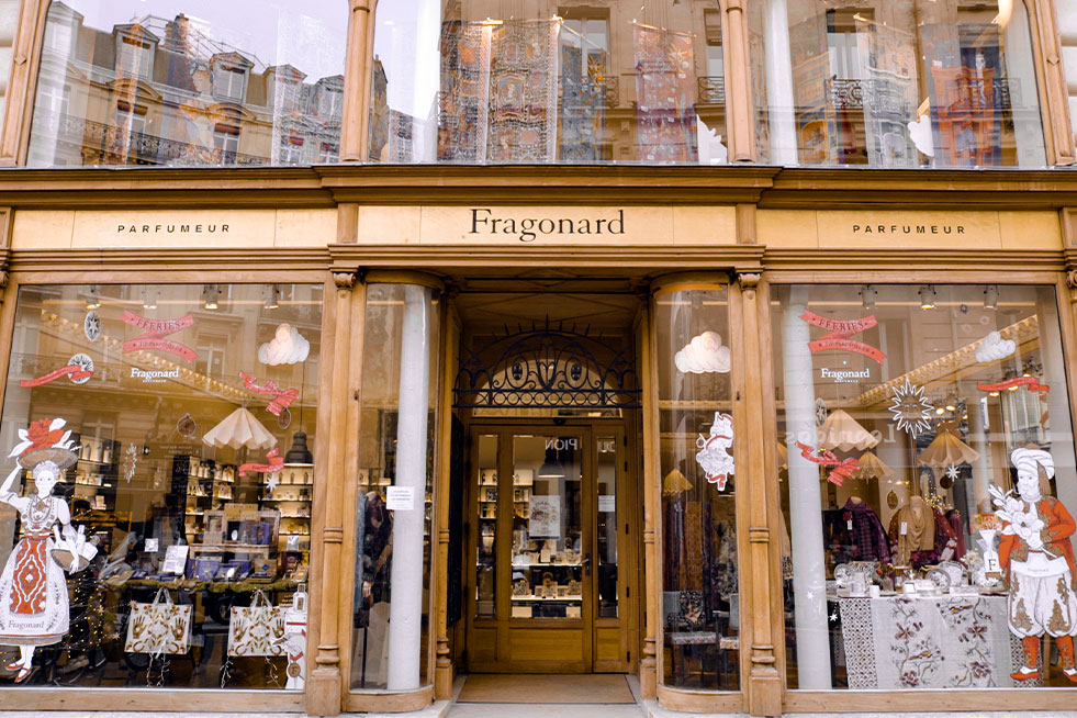 Fragonard Paris cosmetics